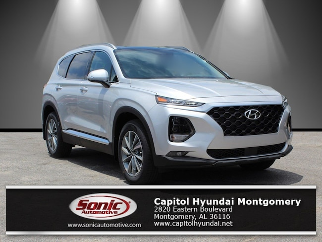 New 2019 Hyundai Santa Fe Limited 2.4 SUV for sale in Montgomery, AL