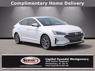 New 2020 Hyundai Elantra Limited Sedan in Montgomery