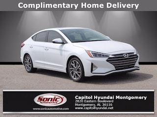 New 2020 Hyundai Elantra Limited Sedan for sale in Montgomery