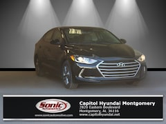 New 2018 Hyundai Elantra Value Edition Sedan for sale in Montgomery, AL