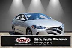 Used 2017 Hyundai Elantra SE Sedan for sale in Montgomery, AL