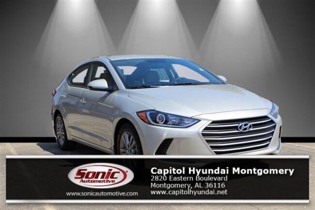Certified 2017 Hyundai Elantra SE Sedan in Montgomery