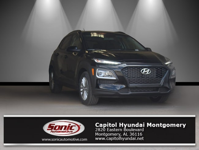 New 2018 Hyundai Kona SEL SUV for sale in Montgomery, AL