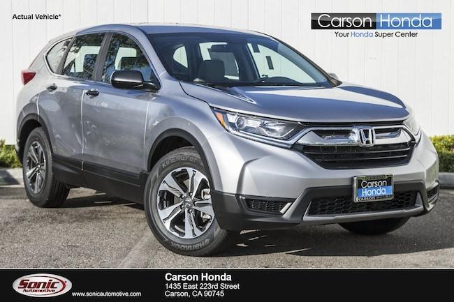 New 2019 Honda CR-V LX 2WD SUV in Carson CA