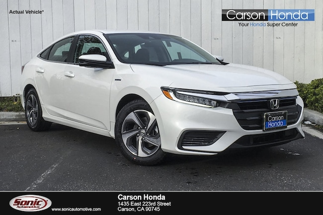 New 2019 Honda Insight EX Sedan in Carson CA
