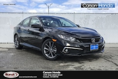 New 2019 Honda Civic EX Sedan for sale in Carson