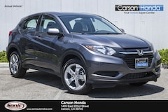 New 2019 Honda HR-V LX 2WD SUV for sale in Carson