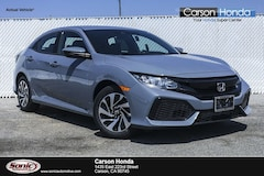 New 2019 Honda Civic LX Hatchback for sale in Carson