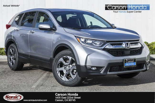 New 2019 Honda CR-V EX 2WD SUV in Carson CA