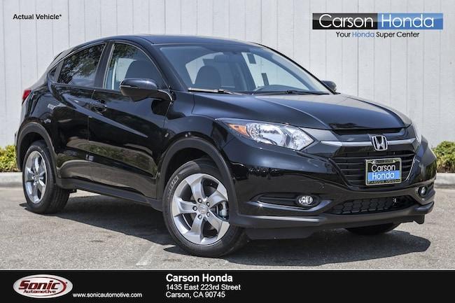 New 2019 Honda HR-V EX 2WD SUV in Carson CA