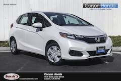 New 2019 Honda Fit LX Hatchback in Carson CA
