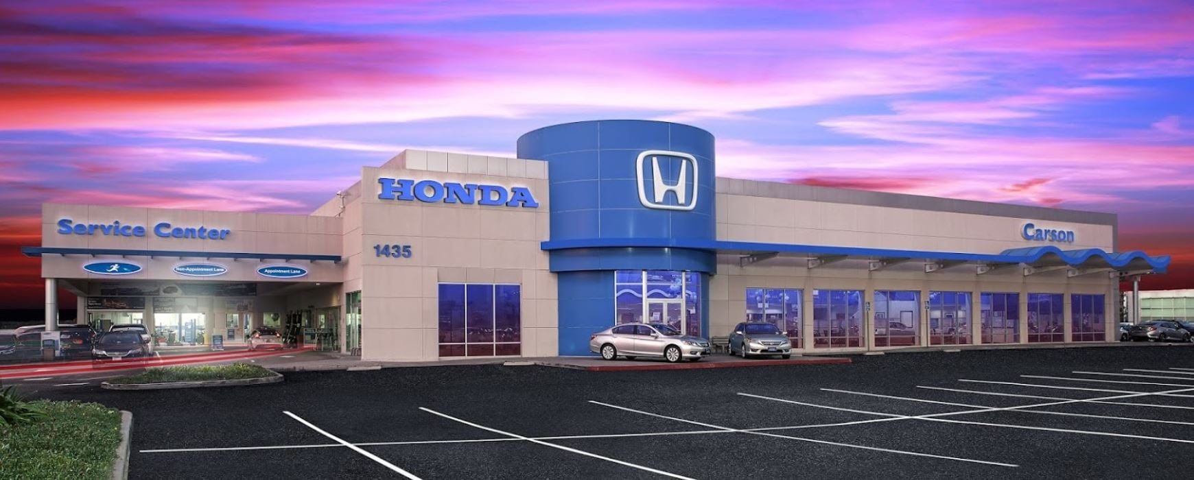 Welcome To Carson Honda, Serving Torrance, California