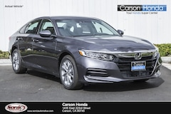 New 2019 Honda Accord LX Sedan in Carson CA