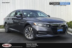 New 2019 Honda Accord Hybrid Sedan Sedan in Carson CA