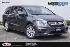 New 2019 Honda Odyssey LX Van for sale in Carson