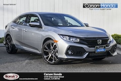 New 2018 Honda Civic Sport Hatchback in Carson CA