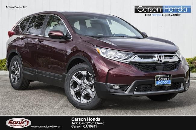 New 2019 Honda CR-V EX-L 2WD SUV in Carson CA