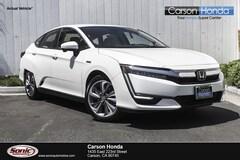 New 2019 Honda Clarity Plug-In Hybrid Touring Sedan in Carson CA