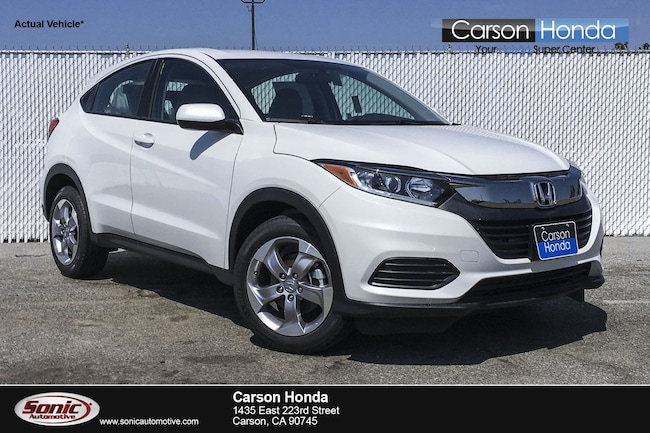 New 2019 Honda Hr V Lx Awd For Sale In Carson Ca Stock