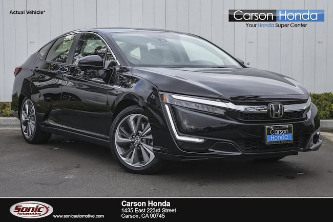 New 2018 Honda Clarity Plug-In Hybrid Sedan in Carson CA