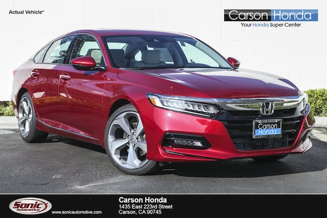 New 2018 Honda Accord Touring 2.0T Sedan in Carson CA