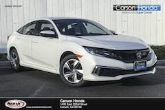 New 2019 Honda Civic LX Sedan for sale in Carson