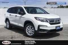 New 2019 Honda Pilot LX FWD SUV for sale in Carson