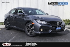 New 2019 Honda Civic EX Hatchback for sale in Carson