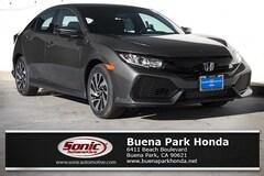 New 2019 Honda Civic LX Hatchback in Carson CA