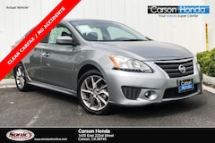 Used 2014 Nissan Sentra SR 4dr Sdn I4 CVT for sale in Carson