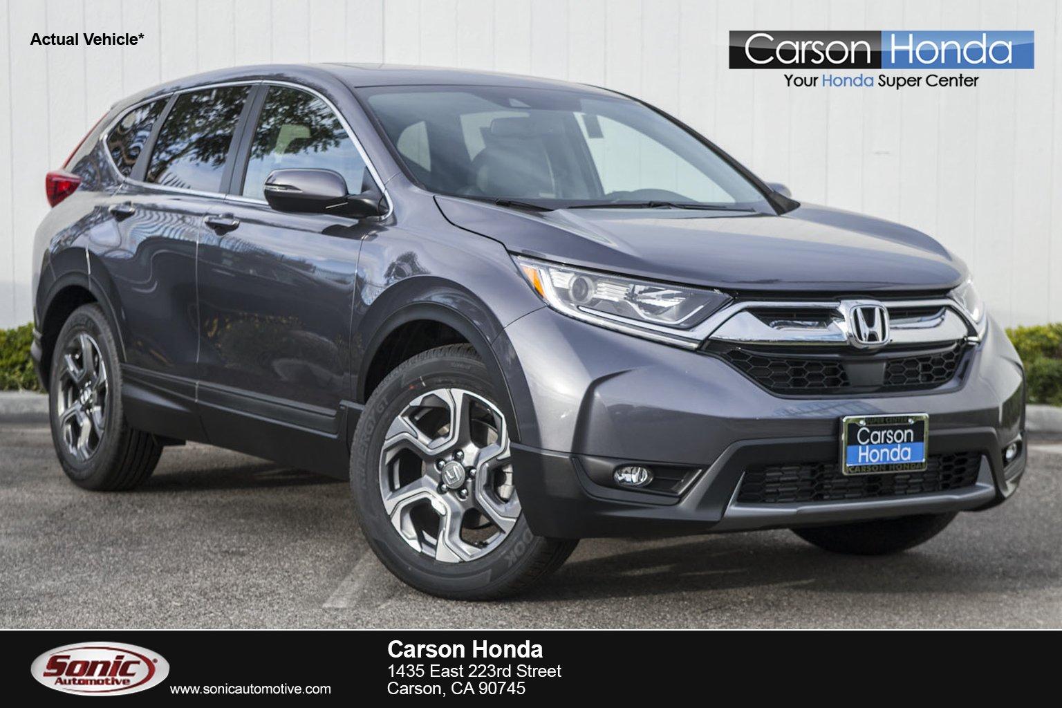 2018 Honda CR-V EX-L Navi 2WD
