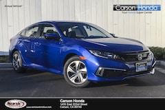 New 2019 Honda Civic LX Sedan in Carson CA