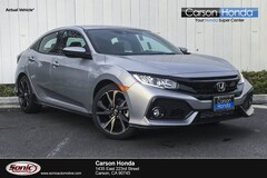 New 2019 Honda Civic Sport Hatchback in Carson CA