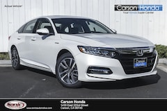 New 2019 Honda Accord Hybrid EX-L Sedan in Carson CA