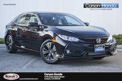 New 2018 Honda Civic EX-L w/Navi Hatchback in Carson CA