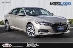 New 2018 Honda Accord LX Sedan in Carson CA
