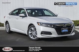 Certified 2019 Honda Accord LX 1.5T Sedan near San Diego