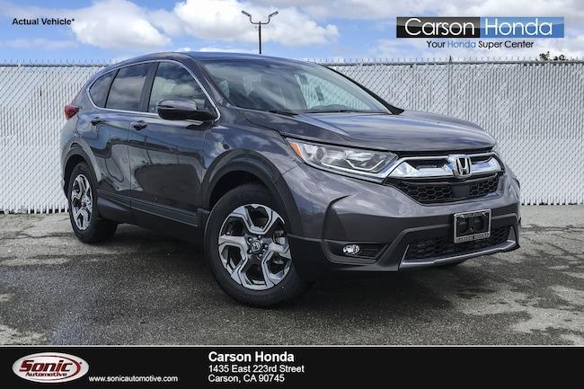 New 2019 Honda CR-V EX-L 2WD For Sale in Carson CA | Stock: KA043280