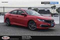 New 2019 Honda Civic EX Sedan for sale in Carson