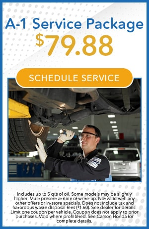 A-1 Service Package