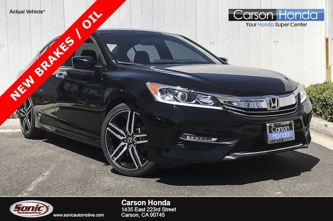 Used 2017 Honda Accord Sport Sedan in Carson CA