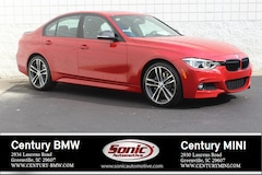 New 2018 BMW 340i Sedan Greenville