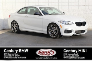 Used 2015 BMW 2 Series Coupe in Greenville