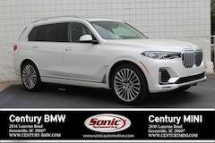 New 2019 BMW X7 xDrive40i SUV Greenville