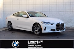 New 2021 BMW 430i Coupe Greenville