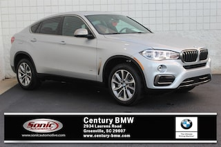 Used 2019 BMW X6 sDrive35i SAV for sale in Greenville, SC