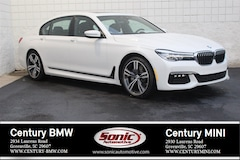 New 2019 BMW 7 Series 740i xDrive Sedan Greenville