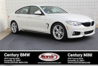 Certified 2016 BMW 4 Series Gran Coupe in Greenville