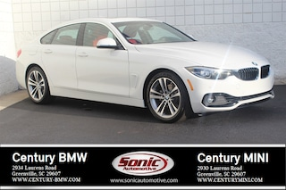 Used 2019 BMW 4 Series 430i Gran Coupe for sale in Greenville, SC