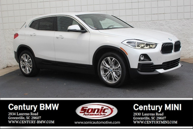 New 2019 BMW X2 xDrive28i Sports Activity Coupe Greenville